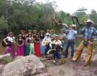 Apresentação Cultural na Expedição Rota das Monções 2016.