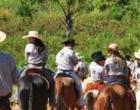 Cavalgada de Alcinópolis atraiu centenas de pessoas no 25º aniversário