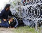Hungria termina de erguer barreira