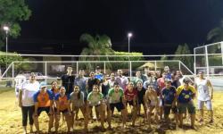 Segundo dia    1º Torneio Misto de Volei de Areia Alcinópolis MS