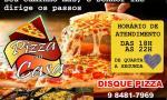 PIZZA EM CASA