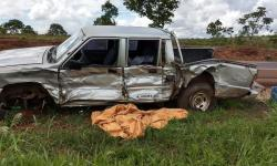 Ex-prefeito e fundador de Alcinópolis sofre acidente na Br 163