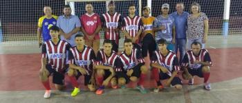 Com jogos muito disputado teve início ontem a 14ª Copa Alcinópolis de Futsal
