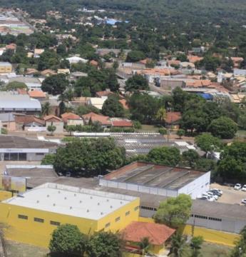 Coxim foi a cidade mais quente do Brasil neste domingo