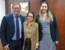 Em Brasília, gestores buscam investimentos para Alcinópolis