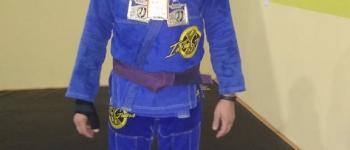Empresário e Atleta Alcinopolense Heliton Franco começa a fazer história no Jiu Jitsu Sul-Mato-Grossense