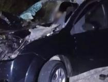 Passageiro morre em acidente entre carro e bovino próximo a Camapuã