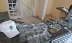 Dois adolescentes são apreendidos por tráfico de drogas em Coxim