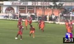 Santos x Beira Rio - Final Copa Coxim 2015