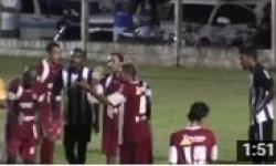 Lances polêmicos Santos x Beira Rio - Final Copa Coxim 2015