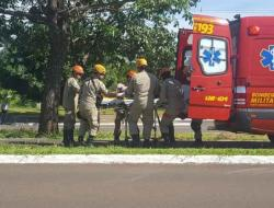 Vítima de atropelamento nos Altos da Afonso Pena está em estado grave d9fc96839f5