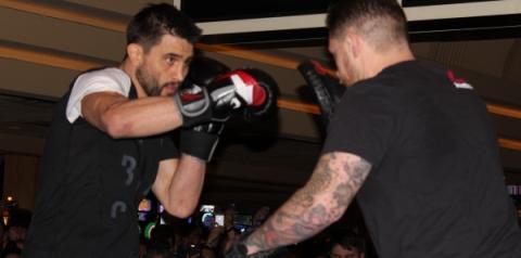 Desafiante ao cinturão aponta novo campeão mais perigoso do que St-Pierre
