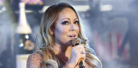 Mariah Carey lamenta fiasco em show de Ano Novo na Times Square