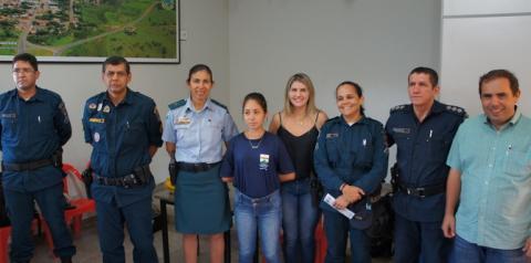 Projeto Patrulha Mirim é apresentado em Figueirão