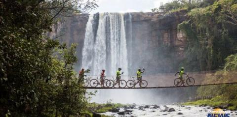 Bonito e Costa Rica, cenários perfeitos para os esportes de aventura