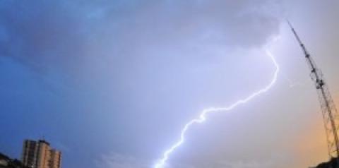 MS teve 62 mil raios ontem, dia em que as descargas elétricas mataram 2 pessoas