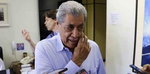 Puccinelli desafia: 'vamos ver em 2023 se não vai ser do MDB o governador eleito'