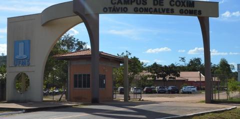 UFMS de Coxim oferece 56 vagas pelo SISU para três cursos