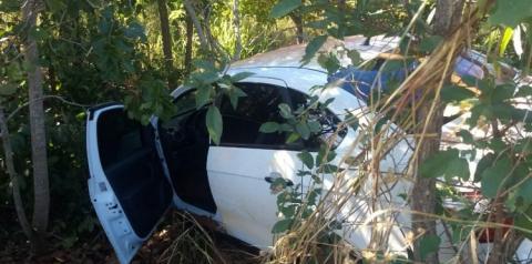 Veículo Roubado é recuperado pela Polícia Militar de Alcinópolis