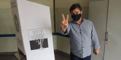 Edilson Magro vence eleição em Coxim e interrompe hegemonia de Kohl e Mochi