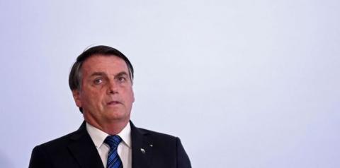 Bolsonaro diz que não tomará vacina contra a covid-19