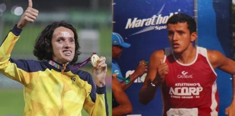 'Desiste', disse treinador ao pai de medalhista paralímpico de Campo Grande