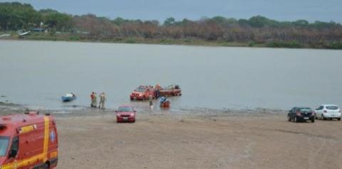 Corpos de mais duas pessoas são encontrados após naufrágio em Corumbá