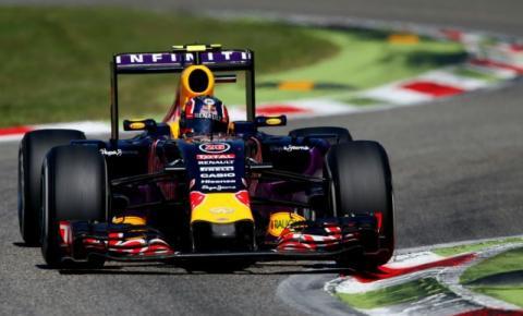 Ecclestone admite possível saída da Red Bull em 2016