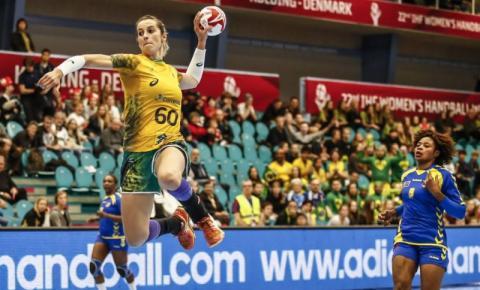 Brasil passeia sobre República do Congo e vence a primeira no Mundial