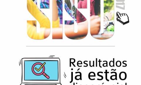 MEC divulga resultados do Sisu 2017
