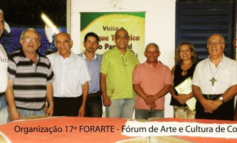 Academia de Letras se reúne para realizar Fórum de Cultura em Coxim