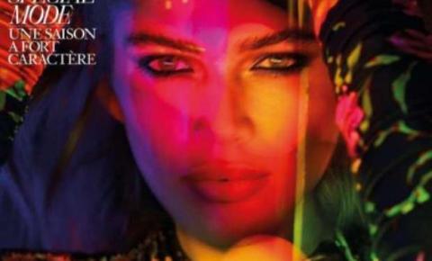 Transexual brasileira faz história na capa da