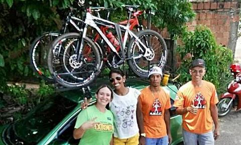Ciclistas de Coxim disputam Desafio de MTB Cidade das Águas neste domingo em Três Lagoas