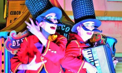 Teatro Imaginário Maracangalha apresenta VII Temporada do Chapéu – Mostra Nacional de Teatro de Rua