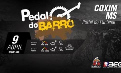 2° Pedal do Barro Portal do Pantanal acontece no dia 9 de abril em Coxim