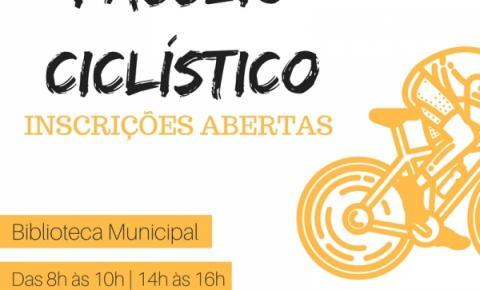 Alcinópolis 25 anos: estão abertas as inscrições para o Passeio Ciclístico