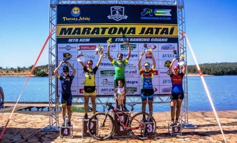 Atleta de Coxim garante 3º Lugar em etapa do Campeonato Goiano de Mountain Bike