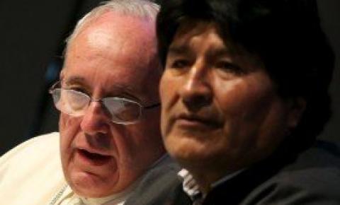 Papa pede perdão aos povos indígenas da América Latina