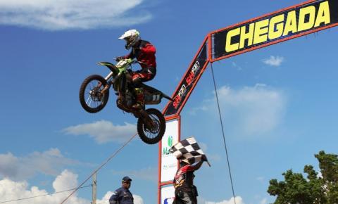 São Gabriel sedia 4ª etapa do Campeonato Estadual de Motocross