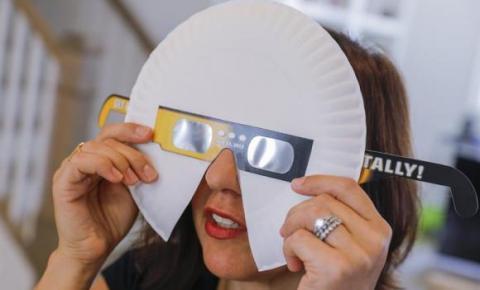 Moradores do Norte e Nordeste poderão ver eclipse parcial do sol