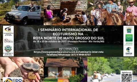I Seminário Internacional de Ecoturismo na Rota Norte de MS