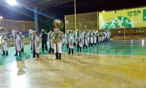Banda Musical de Alcinópolis é campeã em Copa Nacional