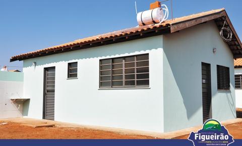 Figueirão receberá 15 casas do Programa Lote Urbanizado