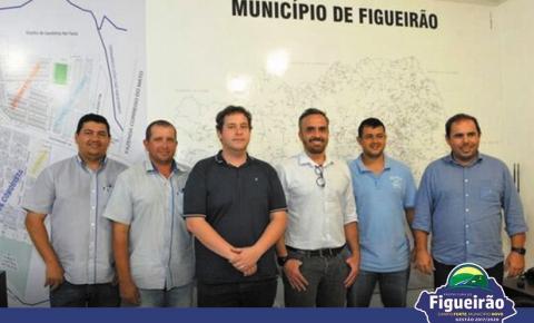 Município de Figueirão vai receber 2 PCHs e investimento poderá chegar a R$ 100 milhões
