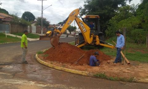 Alcinópolis terá cobertura de 100% de rede de esgoto