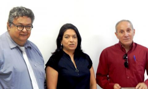 SEDHAST recebe visita de Secretário e Coordenador do CREAS de Alcinópolis