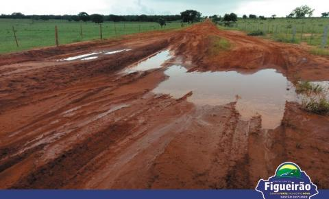 Município realiza novo levantamento das Rodovias Estaduais que estão dentro de Figueirão
