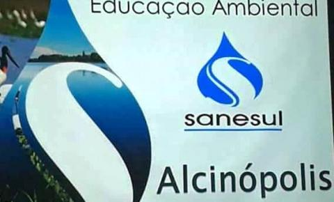 Sanesul de Alcinópolis promove reflexão sobre o Dia Mundial da Água