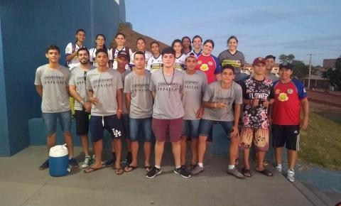 Alcinópolis tem estreia arrasadora no JOJUMS 2018 de Futsal