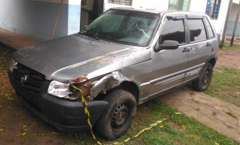 Polícia Militar Alcinópolis prende autor de direção perigosa e por dirigir embriagado